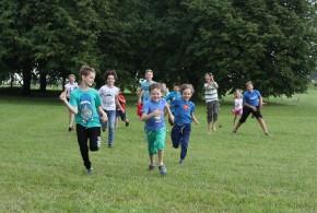 Vaikų vasaros stovykla (06.25 – 07.04)