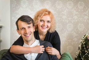 Бизнес-пространство: Андрюс и Натали