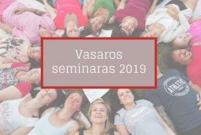 Vasaros seminaras