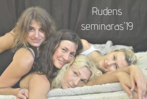 Rudens seminaras'19 Lietuvoje