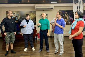 Izraelis: Proto Plazminis kursas Haifoje – 4 diena
