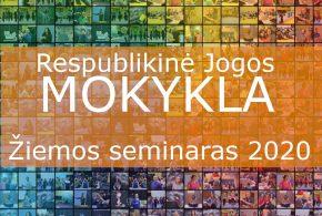 Žiemos seminaras'20 Lietuvoje