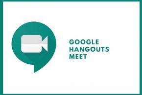 Google Hangouts Meet naudojimo INSTRUKCIJA